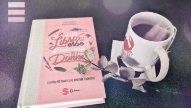 """Photo of Dietro un libro: Ylenia Del Giudice ci racconta """"Il grande libro delle erbe medicinali per le donne"""""""