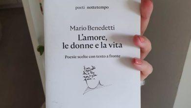 Photo of Lunedì poesia: Giulia Fuso legge Dario Benedetti