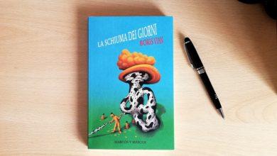 """Photo of """"La schiuma dei giorni"""" di Boris Vian, edizioni Marcos y Marcos: libri in pillole"""