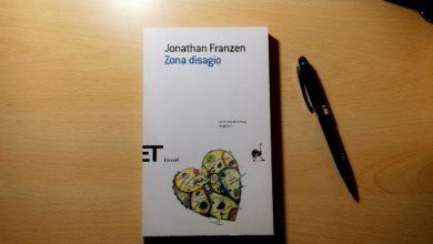 "Photo of ""Zona disagio"" di Jonathan Franzen, edizioni Einaudi: libri in pillole"