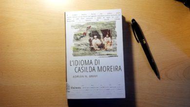 "Photo of ""L'idioma di Casilda Moreira"" di Adrián Bravi, edizioni ExOrma: libri in pillole"